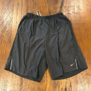 Nike Dri-Fit Running Short - grey